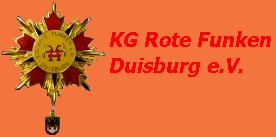 KG Rote Funken Duisburg e.V.